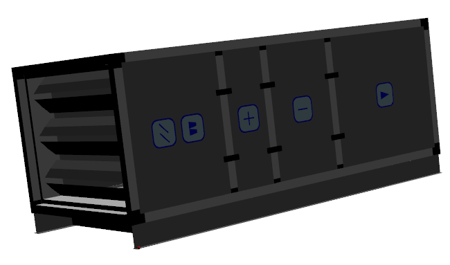 program doboru centrala nawiewna wizualizacja 3D