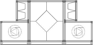 Ekoprojekt 1253/2014 obliczenia - wzorcowa centrala nawiewno-wywiewna DSW